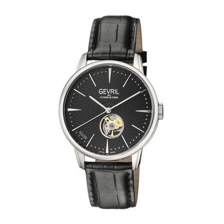 Gevril Mulberry Swiss Automatic // 9600