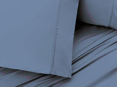 Sheex Performance Bedding Original Performance Collection // Carolina Blue (pillow Case // Set Of 2 // Standard)