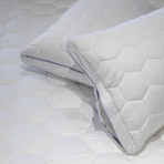ECOSHEEX Down Pillow (King // Side)