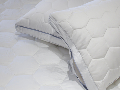 Touch Of Modern - Sheex Performance Bedding ECOSHEEX Down Alternative Pillow (Standard // Stomach/Back) Photo