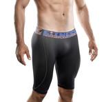 Aeronautica Microfiber Boxer Sports // Black (S)