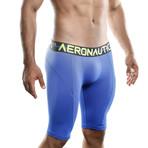 Aeronautica Microfiber Boxer Sports // Royal II (XL)