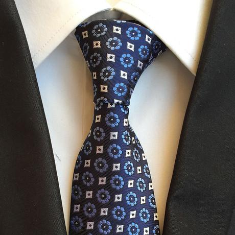 Handmade Tie // Blue