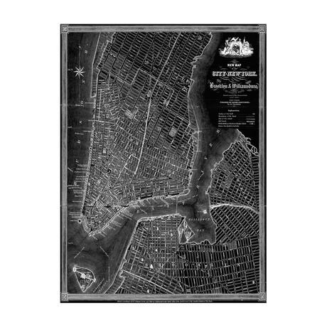 New York City 1840