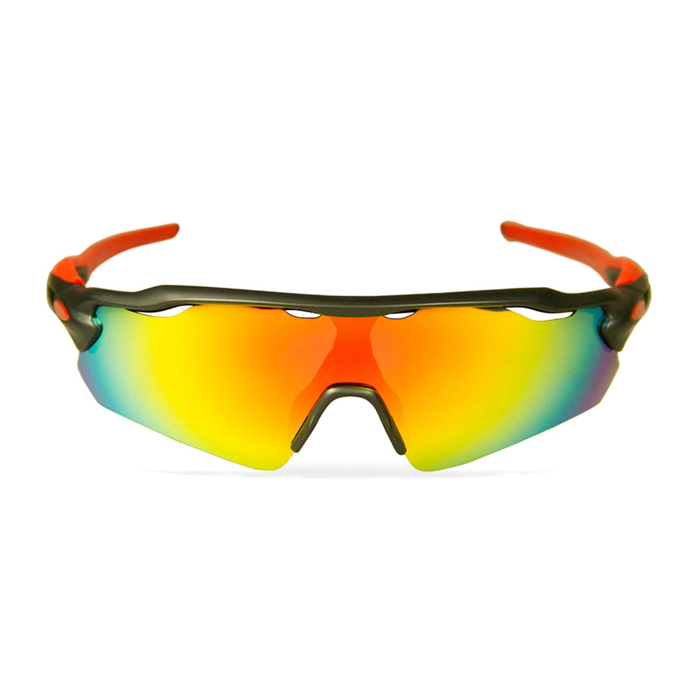 Cycling Touch Teknic Eyewear BlackRed Modern Grand Tour Of UVpqzSM