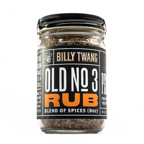 Old No. 3 Rub