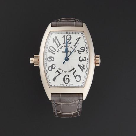 Franck Muller Curvex Secret Hour Automatic // 7880SEHI // Unworn