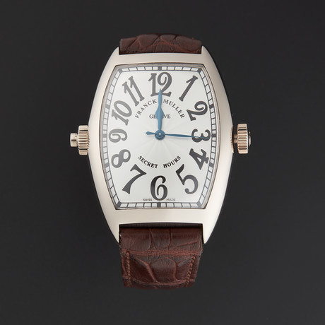 Franck Muller Curvex Secret Hour Automatic // 8880SEHI // Unworn