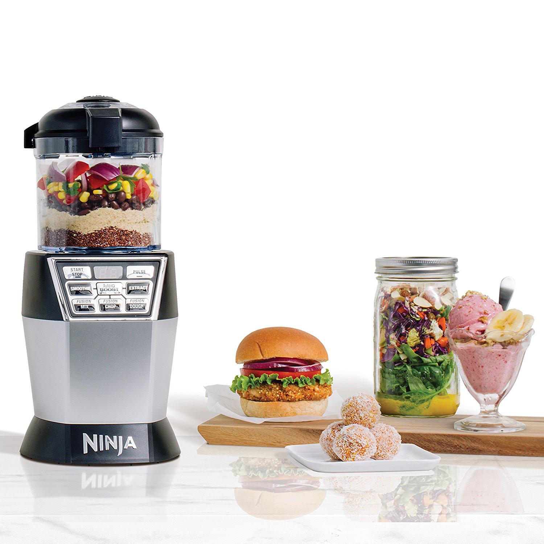 Nutri Ninja Blender Duo + Auto-iQ Boost - Ninja Kitchen - Touch of ...