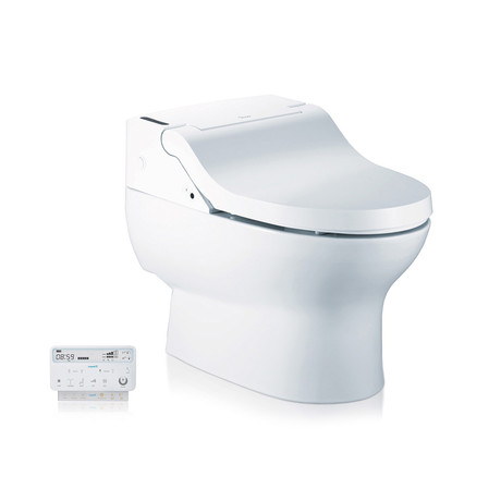 Luxury Toilet + Bidet System