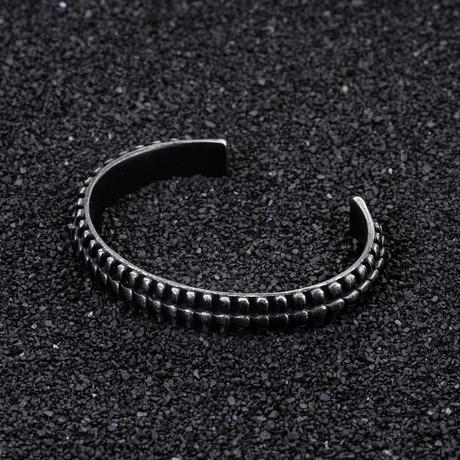 Kenai Bracelet // Aged Black