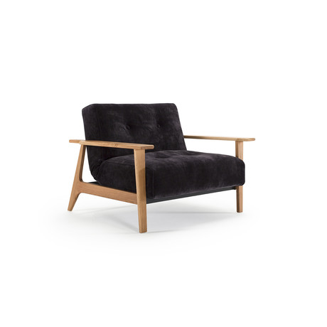 Buri Frej Chair // Lacquered Oak