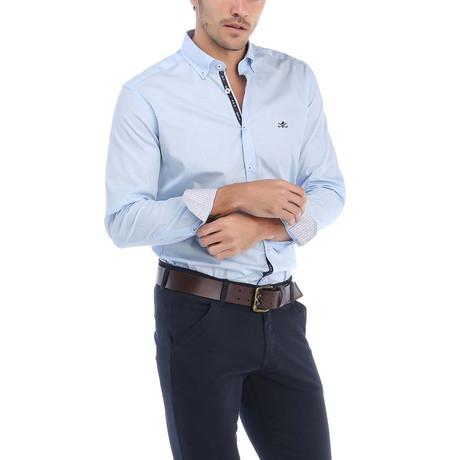 Ambrose Dress Shirt // Light Blue