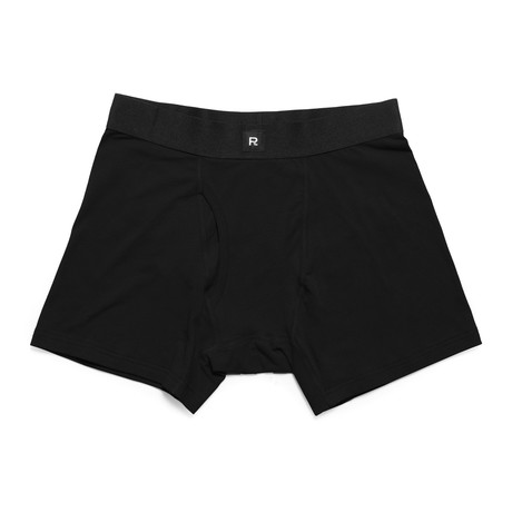 Smith Boxer-Brief // Black