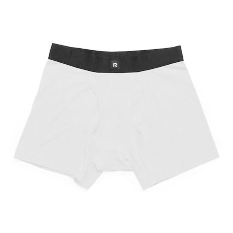 Smith Boxer-Brief // White