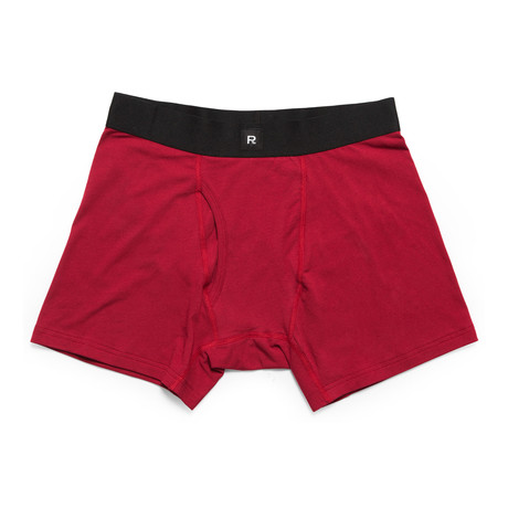 Smith Boxer-Brief // Red