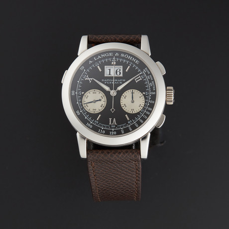 A. Lange & Sohne Datograph Flyback Chronograph Manual Wind // 403.035 // Pre-Owned