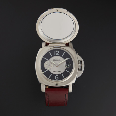 Panerai Luminor Purdey Sealand Automatic // PAM00153 // Pre-Owned