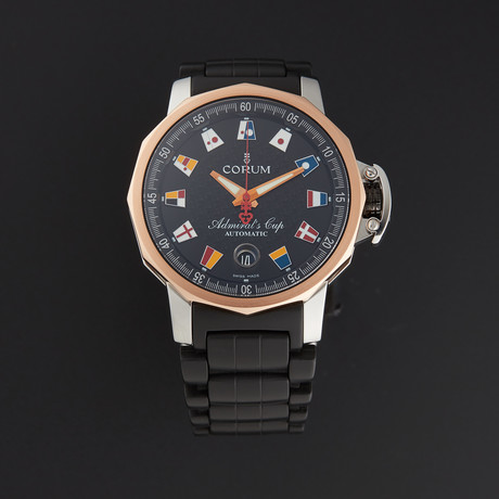 Corum Admiral's Cup Sport Watch Automatic // 082.831.24 // Pre-Owned