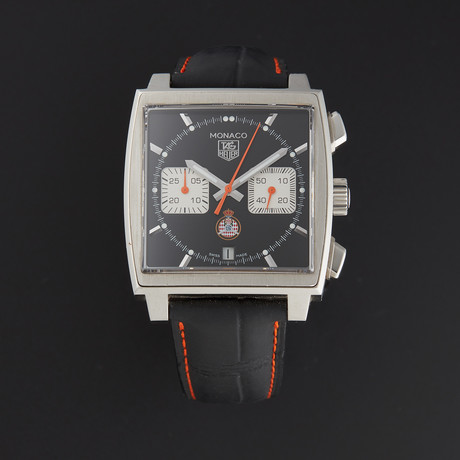 Tag Heuer Monaco Chronograph Automatic // CAW211K // Pre-Owned