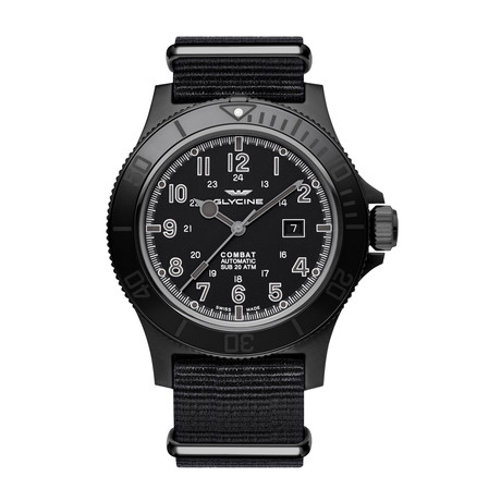 Glycine Combat Sub Automatic // 3951.999AT.N8.TB99