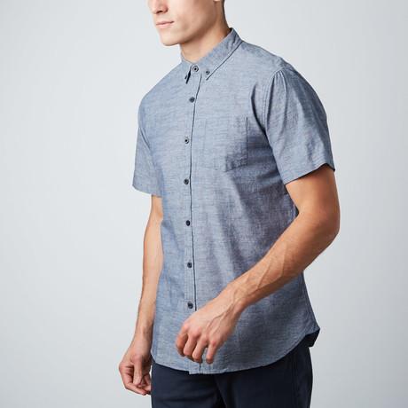 Terrell Shirt // Blue