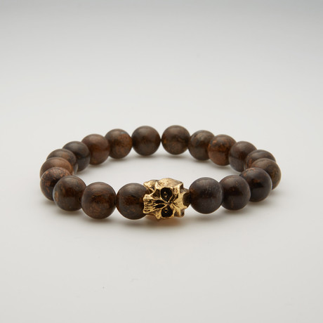 The Charles // Brown + Gold