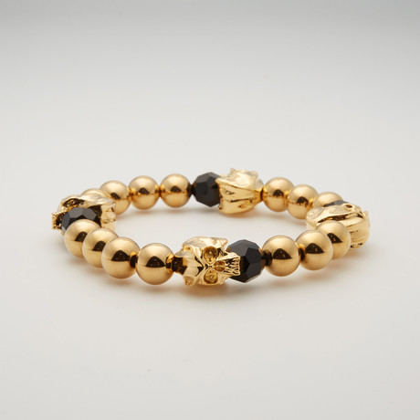 The Perry // Gold + Onyx