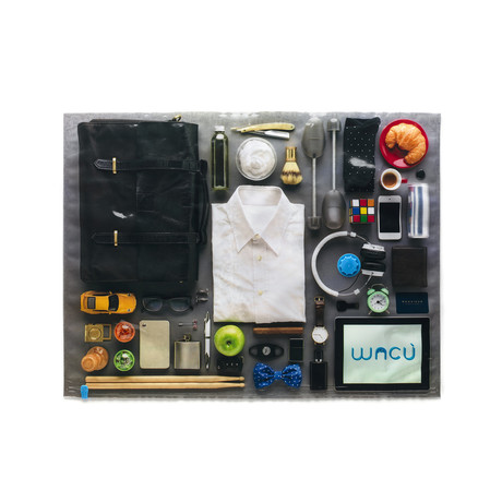 Wacù Portable Vacuum + Bag // The Business Man!