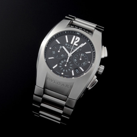 Bvlgari Ergon Chronograph Automatic // EG40 // Pre-Owned