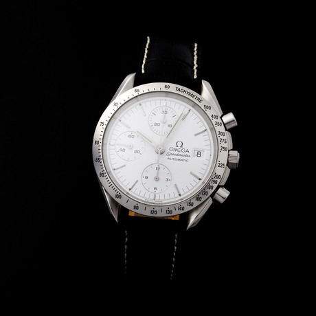 Omega Speedmaster Date Automatic // 35138 // Pre-Owned