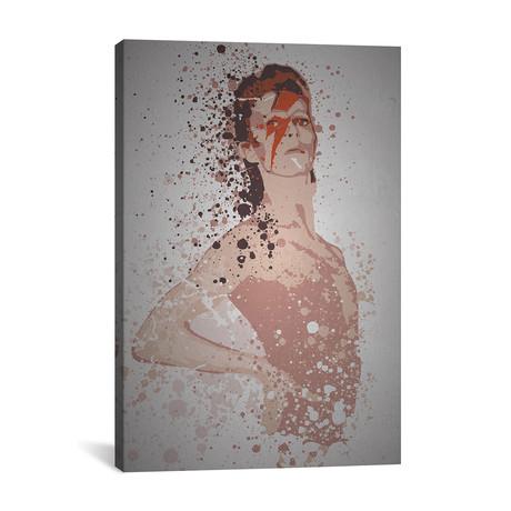 "David Bowie (26""W x 18""H x 0.75""D)"