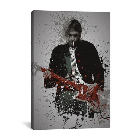 "Kurt Cobain (26""W x 18""H x 0.75""D)"