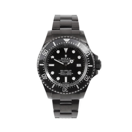 Rolex Deepsea Automatic // 116660 // Pre-Owned