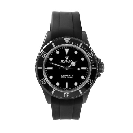 Rolex Submariner Non Date Automatic // 14060 // Pre-Owned