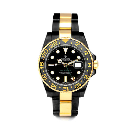 Rolex GMT Master II Automatic // 116713 // Pre-Owned