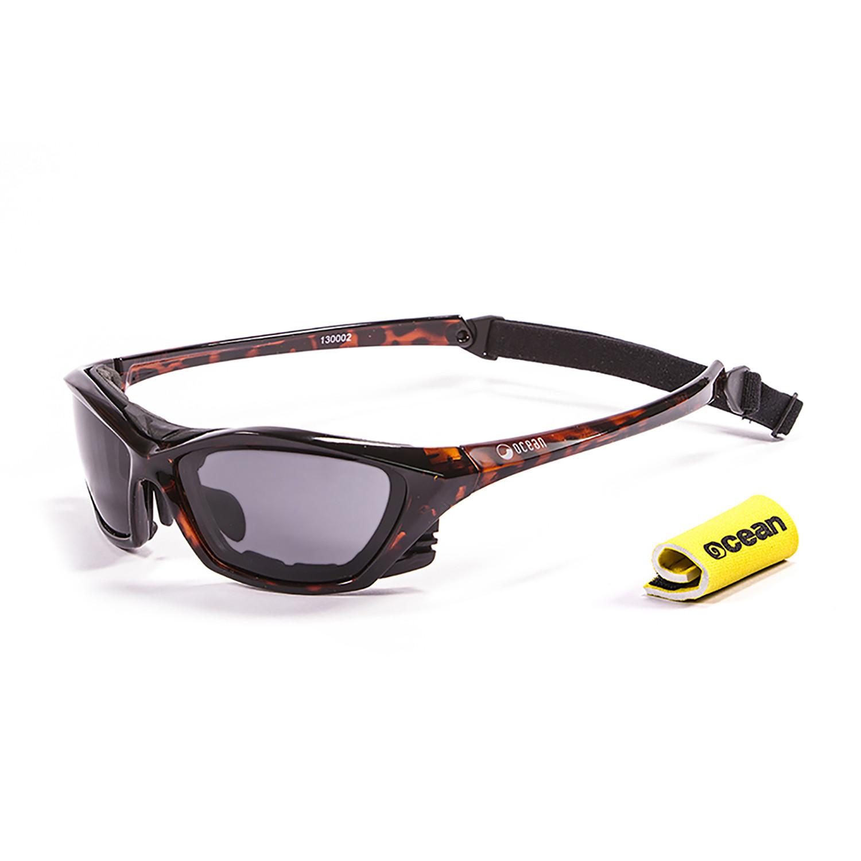 Lake garda brown frame smoke lens ocean sunglasses touch of modern - Ocean sunglasses ...
