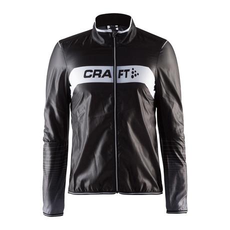 Featherlight Jacket // Black + White