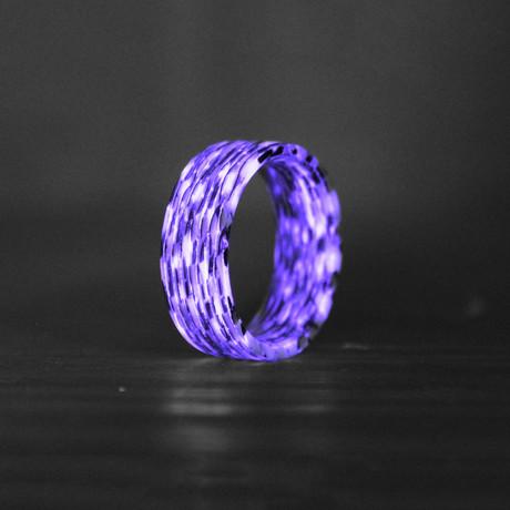 Ice Aurora // Purple!