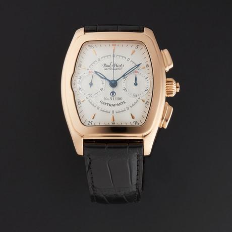Paul Picot Majestic Rattrapante Chronograph Automatic // P0521.RG.1021.7604 // Unworn