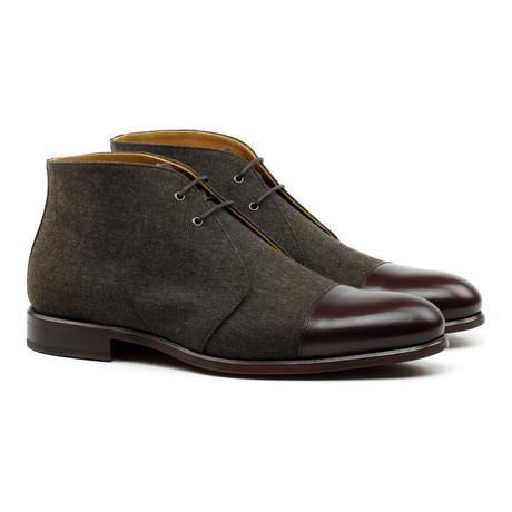 Chukka Boot // Brown