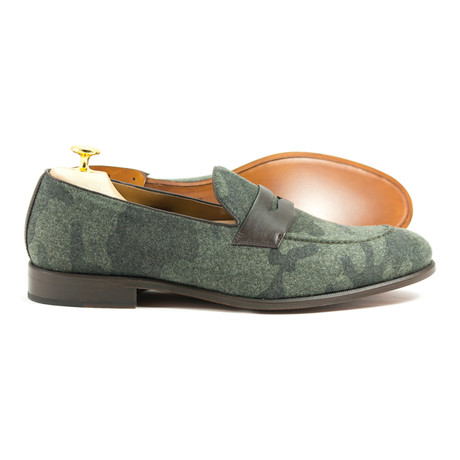 Loafer // Camo