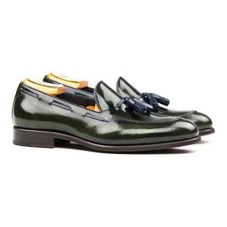 Loafer // Green
