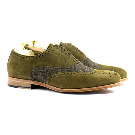 Full Brogue // Green