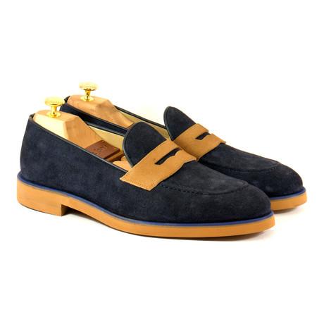 Loafer // Navy