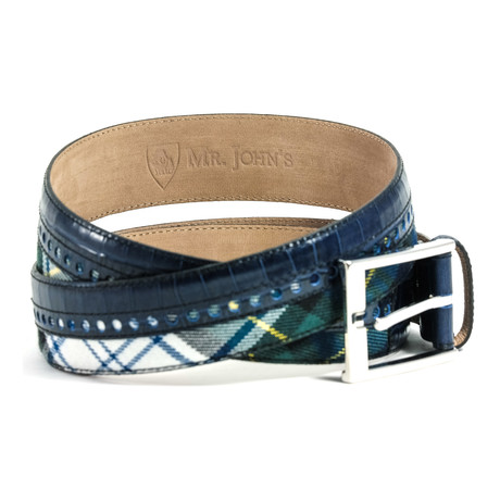 "Sun Valley Belt // Navy (Size 38"")"