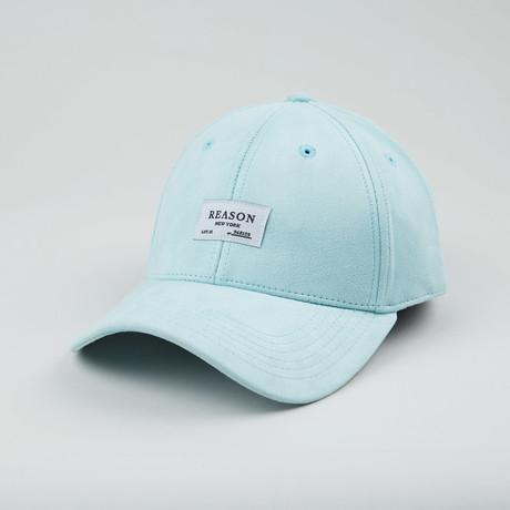 Light Blue Dad Cap // Blue