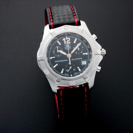 Tag Heuer Chronograph Quartz // CAF21 // c. 2000s // Pre-Owned