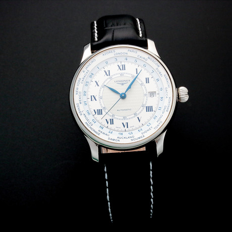 Longines World Time Automatic // L274 // c. 2010s // Pre-Owned