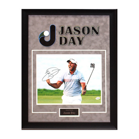Signed Artist Series // Jason Day